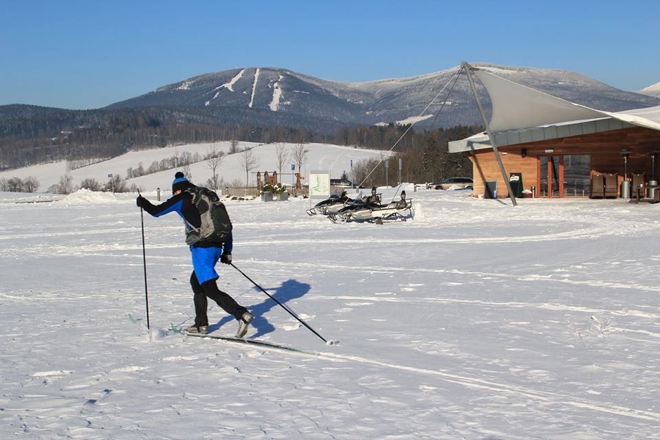 grund resort golf and ski mlade buky